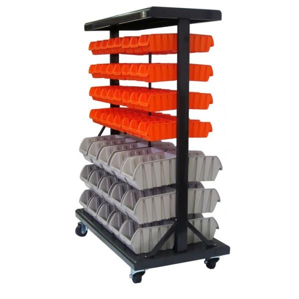 dual-sided-mobile-bin-rack
