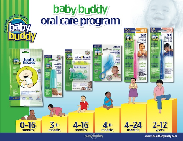 Baby Buddy Oral Care Program Chart_640x480