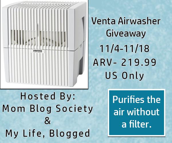 Venta-Airwasher-Giveaway