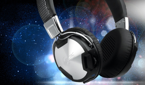 Arctic Headphones for clear sound