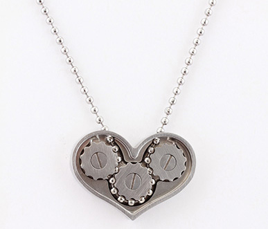 Kinekt Design Gear necklace