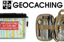 Geocaching Hobby Adventure