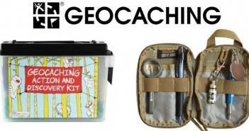Geocaching Hobby Adventure