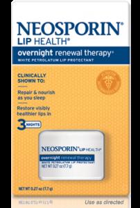 neosporin lip