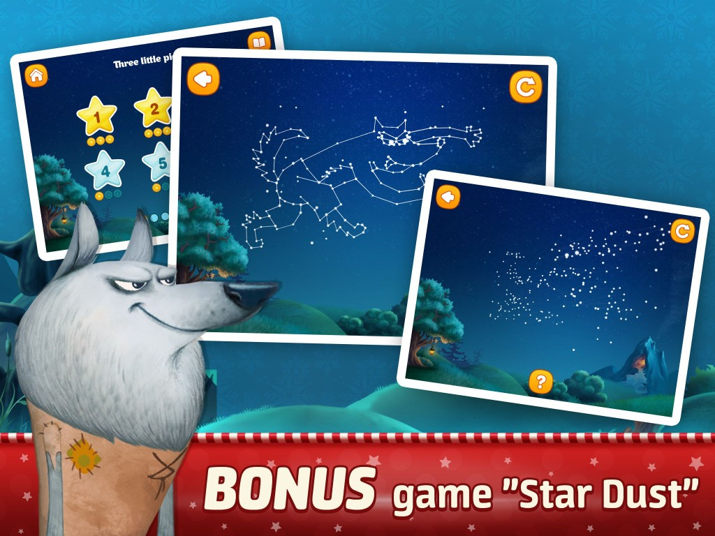 fairy-tale-3d-popup-bonus-feature