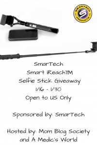 SmarTech Smart iReach Gadget Giveaway