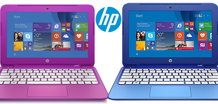 Say I Love You With The HP Stream Laptop