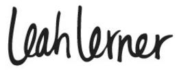 leah lerner logo