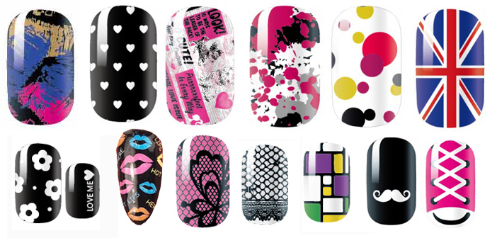 omg nail strips feature