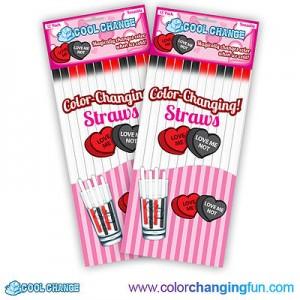 valentinesday straws