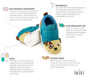 Ikiki shoes