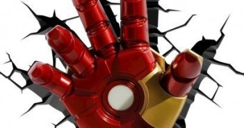 Iron Man 3 Deco Light Review