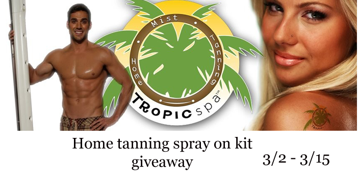giveaway image for tan