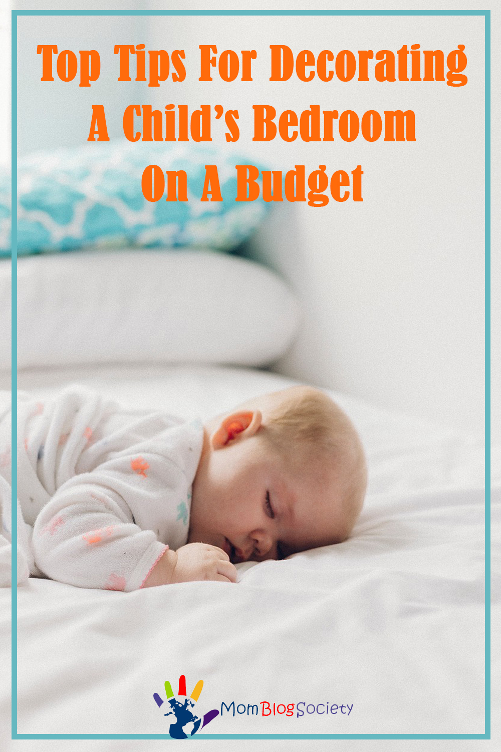 Top Tips For Decorating A Child's Bedroom On A Budget