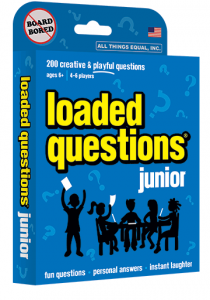 Loaded Questions Games Are Perfect For Family Game Night