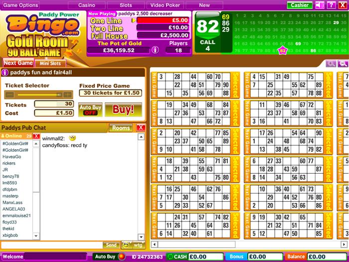online-bingo-room