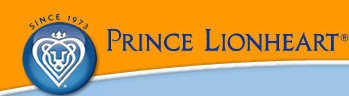 prince lionheart logo
