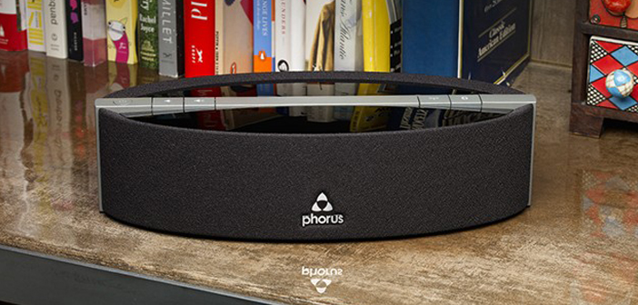 Phorus PS5 Speaker and Receiver