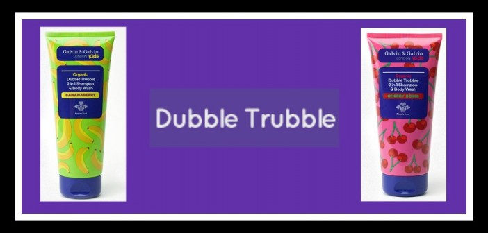 Dubble Trubble Natural Hair Products For Kids