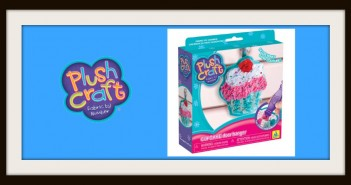 PlushCraft Fabric By Number- Fun and Easy Crafts For Kids!