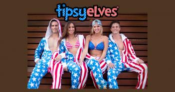 Patriotic Apparel From Tipsy Elves