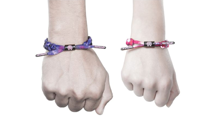 Original and Mini Rastaclat Bracelets
