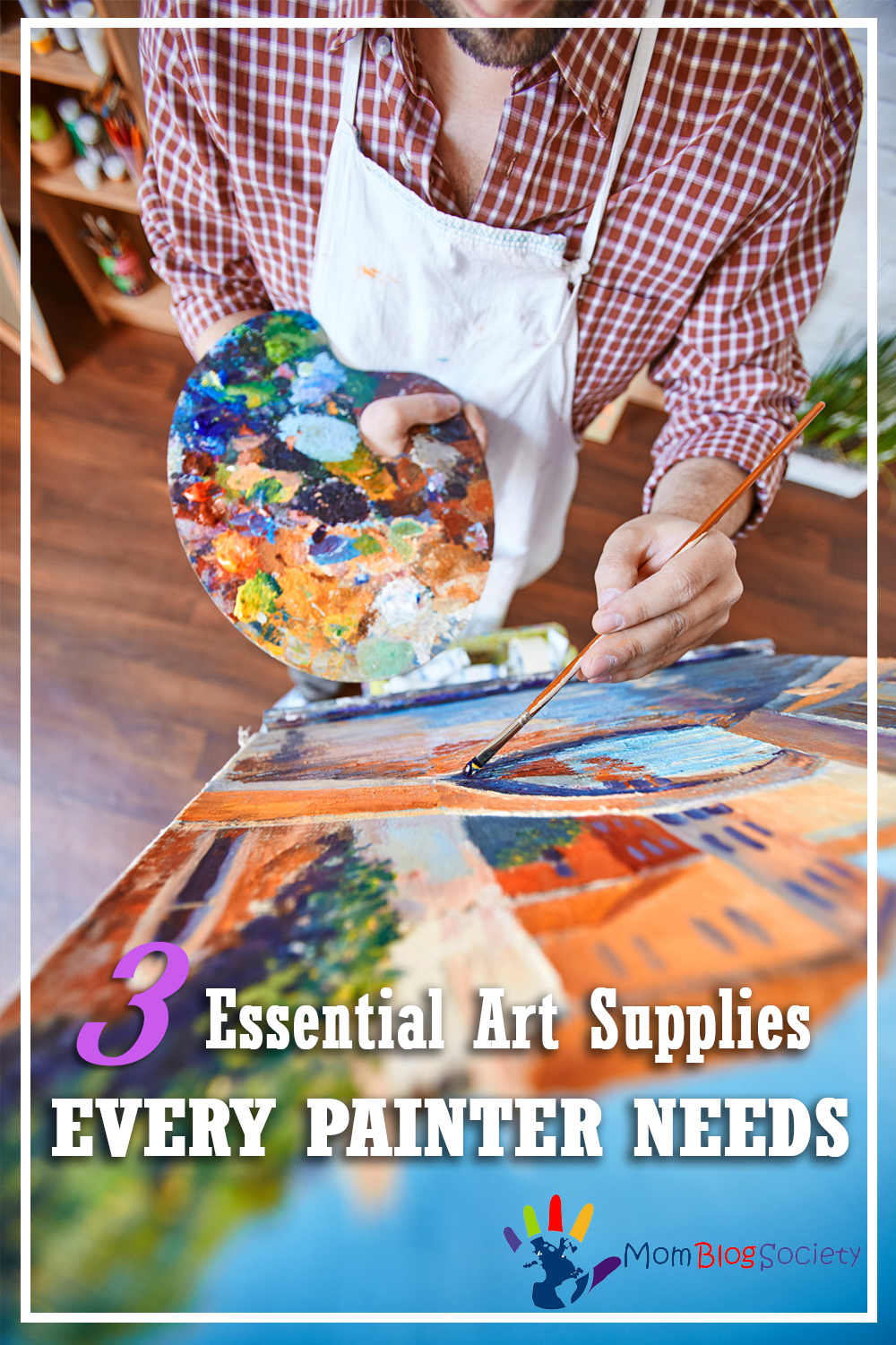 Essential Art Supplies Every Painter Needs