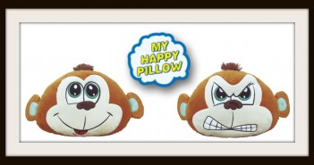 My Happy Pillow Helps Your Child Get in Touch With Their Feelings