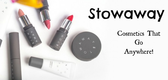 Stowaway- Cosmetics That Go Anywhere