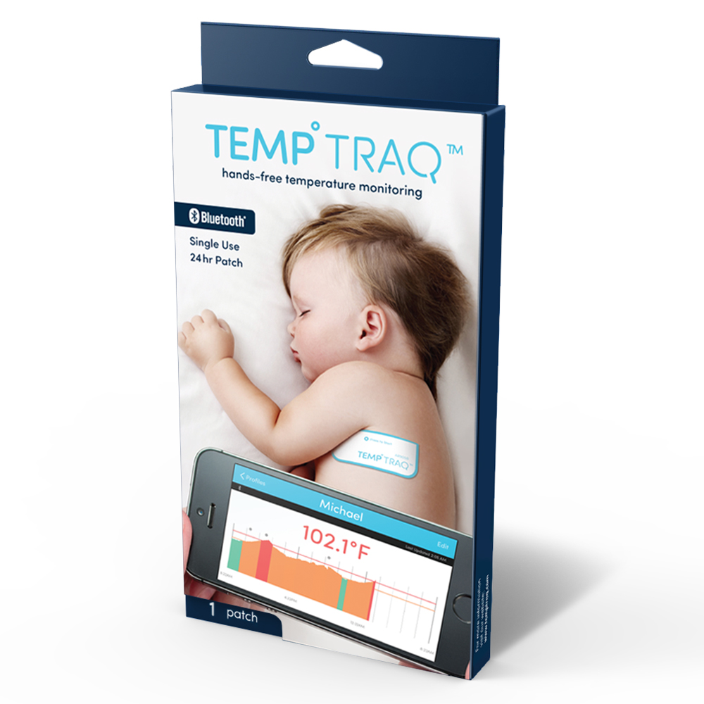 TempTraq in Package