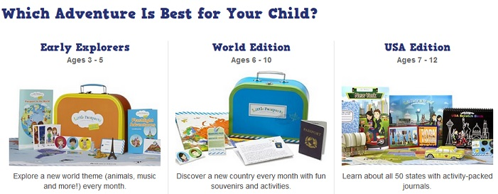 Little Passports 2