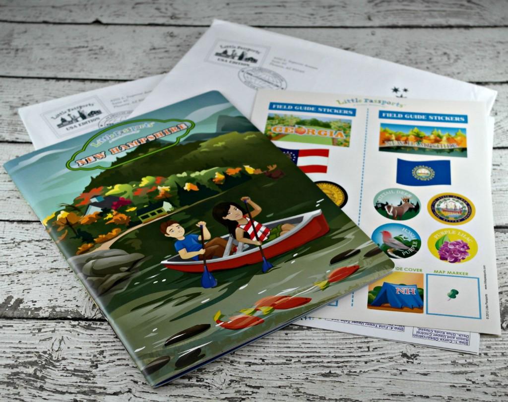 Little Passports 3