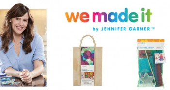 We Made It By Jennifer Garner- Fun Crafting Kits for Kids
