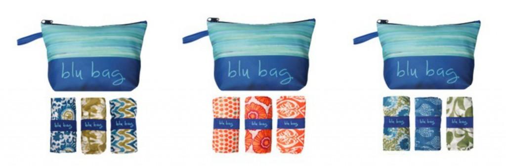 Blu Bag 2 Collage