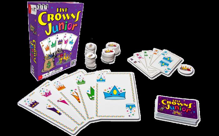 Five Crowns Junior Layout