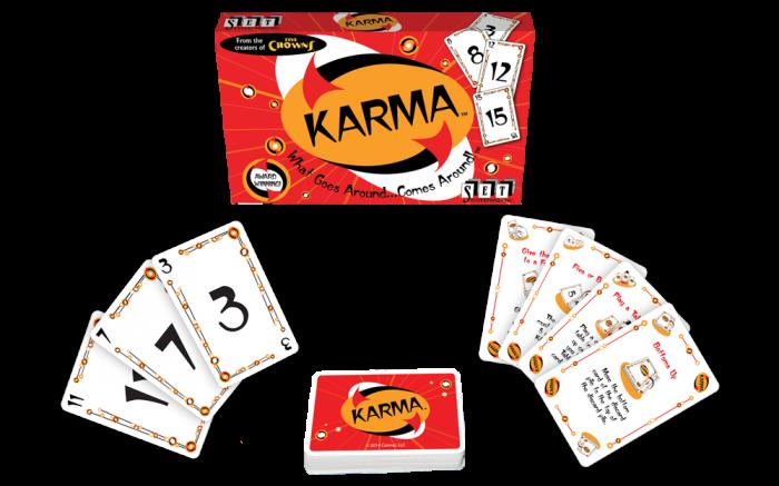 Karma Game Layout