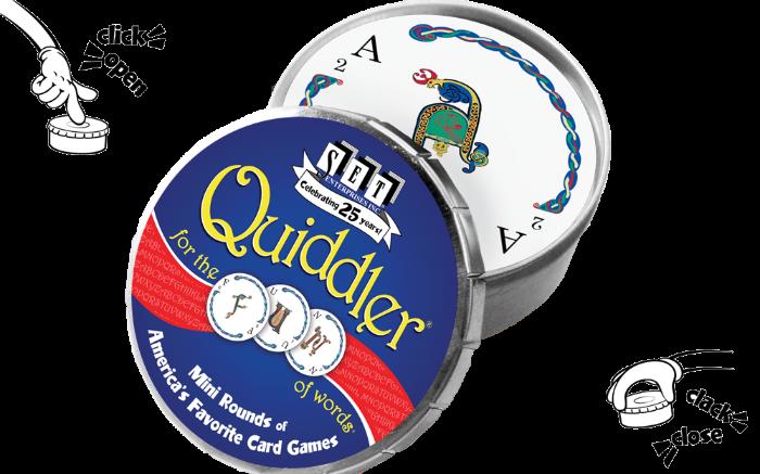 Quiddler Tin