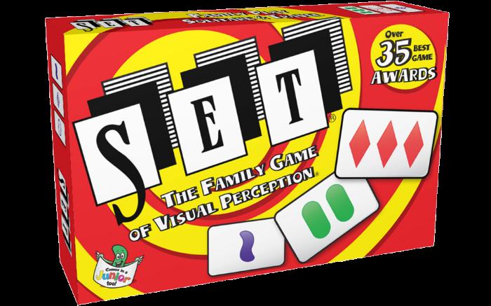 SET Box game
