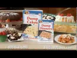 dump cakes & Dump dinners