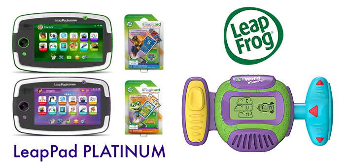 leapfrong educational toys