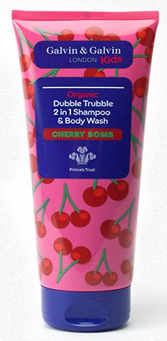 Dubble Trubble Organic Shampoo and Body Wash For Children