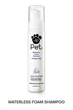 JPP Waterless Foam Shampoo
