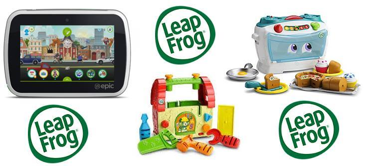 LeapFrog: The Number Lovin' Oven, Scouts Build and Discover