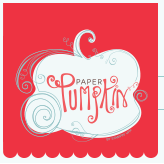 Paper Pumpkin 1