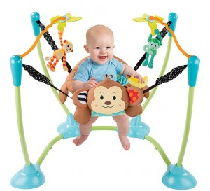 Sassy Baby Activity Center with Babyjpg