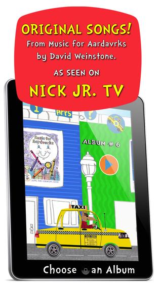 A Aardvarks Music Great App for Kids: Mu...