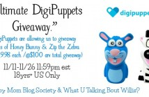 ultimate digipuppets giveaway