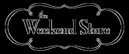 weekend store logo