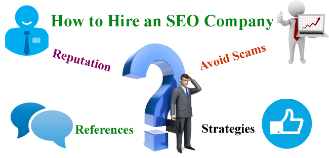 How to Hire SEO Company in Houston