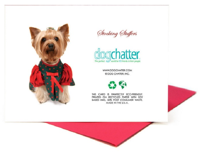 Dog Chatter Cards Back